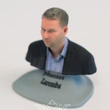 3D-Selfie Erfurt
