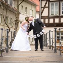 Hochzeitsfotos Erfurt Altstadt