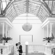 Hochzeitsfotos Erfurt Palmenhaus
