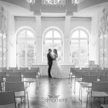 Hochzeitsfotos Schloss Ettersburg