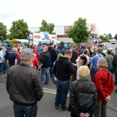 Trabi Team Thüringen Treffen Real Süßenborn