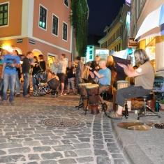 Wir machen blau Windischenstraße Weimar