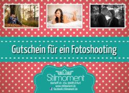Gutschein Portraitshooting Erfurt