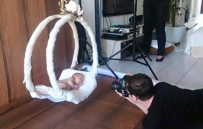 Babyshooting in Frankfurt