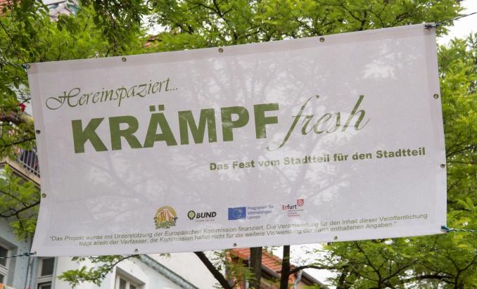 KRÄMPF fresh 2015