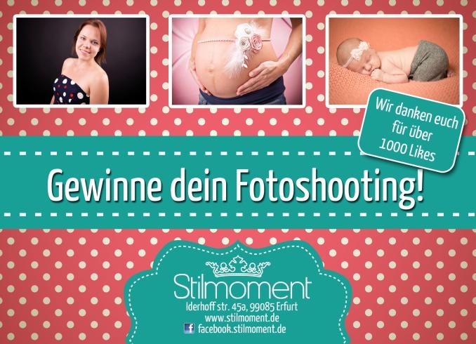 Gewinne dein Fotoshooting