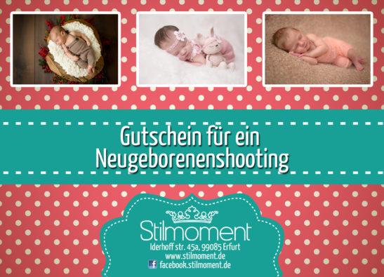 Gutschein Newborn