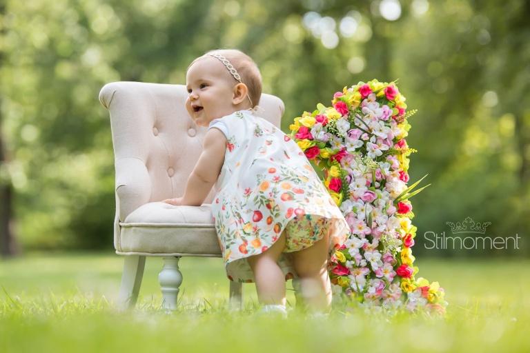 Fotostudio Erfurt Babyshooting 1 Jahr im Park