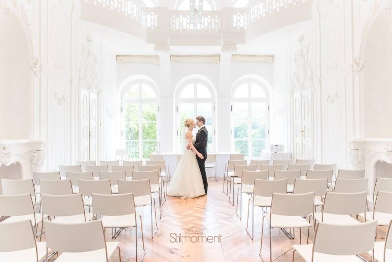 Fotostudio Erfurt Hochzeit Weißer Saal Schloss Ettersburg